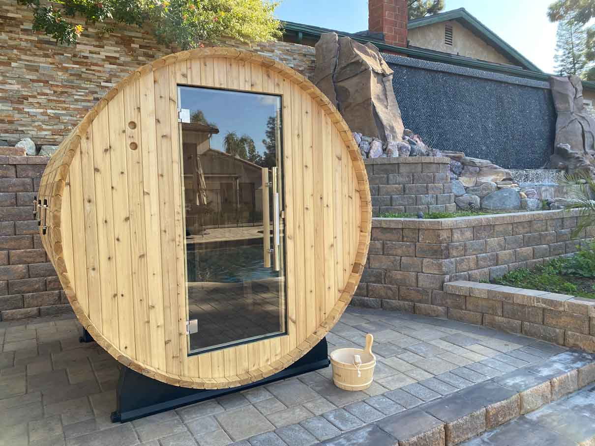 luxury-drug-rehab-amenities---Sauna-